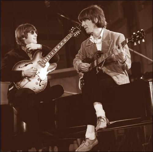 Absolute Elsewhere The Spirit Of John Lennon The Beatles Rain Behind The Scenes For The Ed Sullivan Show